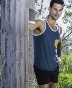 This Summer Our Classic Line Of Singlets Is Very Chic & Unique Line. The Singlet Fabric Is Super Soft And Perfect For Hot Sunny Day With A Nice Shorts. Egick Brand Make Sure To Bring You The Best Fabric And Best Cut For The Male Body.