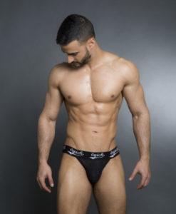 BlackStripsMeshTangaUnderwear017F